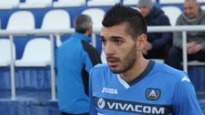 """Нов на """"Герена"""": Дойдох да помогна на Левски да стане шампион"""
