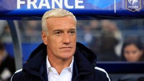 Франция ще игре контроли с Шотландия и Камерун