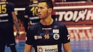 Чоно Пенчев с важна победа в Гърция