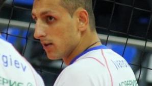 Марек Юнион Ивкони засили волейболист в Албания
