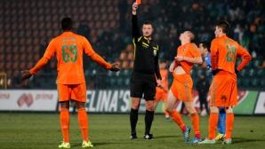 Пропадна контролата на Литекс с финалиста в Лига Европа