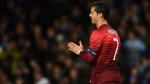 Катар 2022 ще е последното световно за Кристиано Роналдо