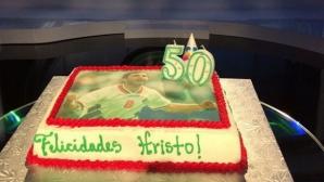 20 милиона американци гледаха шоу на Стоичков навръх рождения му ден