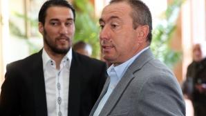 Мъри: Не е важно кой е собственик на Левски, щом се осигуряват средства