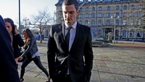 Бивш английски национал се призна за виновен за секс с малолетна