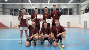 Габровски момчета спечелиха волейболен турнир в Дряново