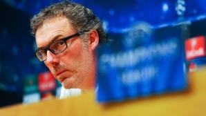 Край на спекулациите: Лоран Блан остава в Пари Сен Жермен до 2018-а