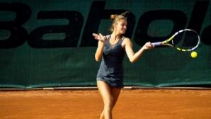 Ани Вангелова с две загуби в Тунис