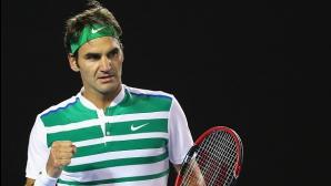 Федерер с пореден рекорд