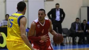 Филип Виденов се завръща за Купата на България
