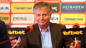Инджов: Литекс няма да става ЦСКА, чакаме Васил Божков