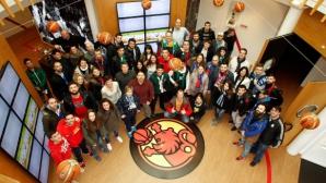 """""""Фенове срещу насилието"""" събра на среща в Мадрид запалянковци от цяла Европа"""