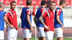 Девет от футболистите на Беласица отсъстват от тренировките