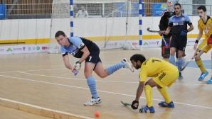 НСА загуби от Бра на европейското клубно първенство по хокей в зала