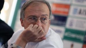 Дерменджиев: Наясно съм с възможностите на Левски - петте точки преднина не ги броим