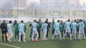 Дунав загря за ЦСКА с разгром над Балкан