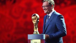 Бившият генерален секретар на ФИФА изгоря за 12 години
