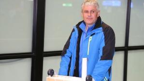 Стойчо Стоев: Готови сме за първия мач (видео)