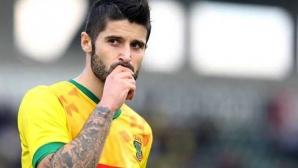 Португалски голаджия: Принудиха ме да отида в ЦСКА