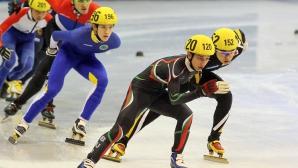 Даниел Застругов се класира на 41-о място в първия старт на 1000 метра на СК