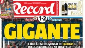 В Португалия засипаха с похвали Икер