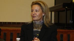 Стефка Костадинова изказа съболезнования по повод кончината на Трифон Иванов