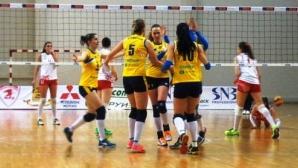 Марица разгроми ЦСКА за 63 минути