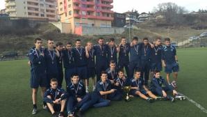 ДИТ остави Левски и ЦСКА на второ и трето място в международен турнир