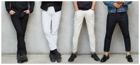 ГардеРОБ: Панталонизация