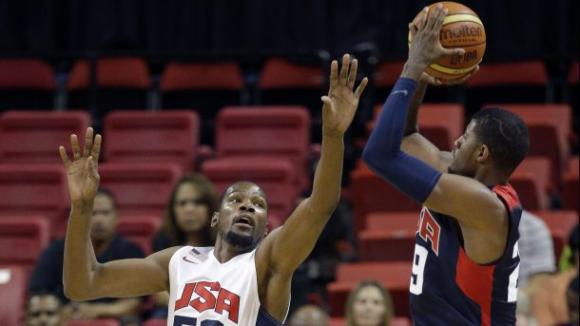 САЩ ще играе пет демонстративни мача преди началото на олимпийския турнир