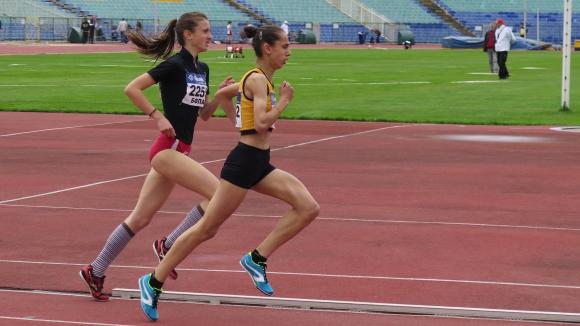 Над 300 атлети се състезаваха в памет на Цвeтанка Христова