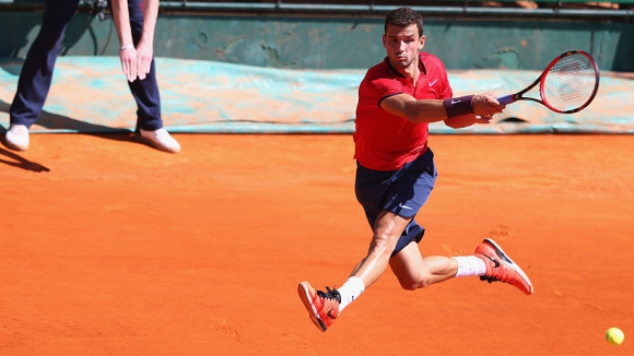 Григор Димитров отново на полуфинал в Истанбул