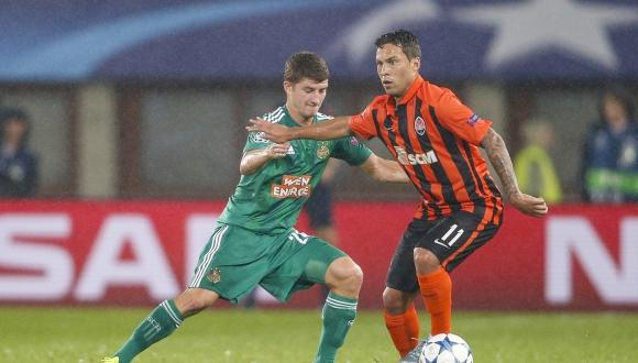 Марлос е най-добър играч за първите 1/2-финали в Лига Европа