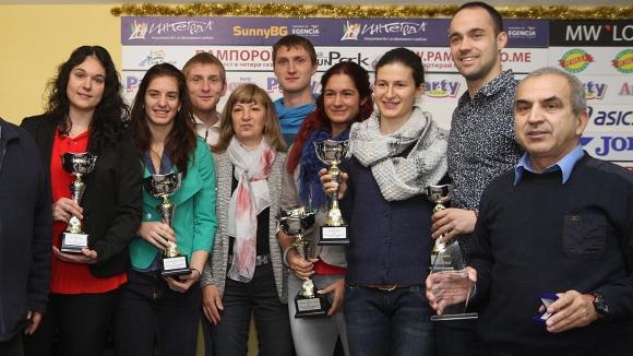 Зечири и Стефани Стоева/Габриела Стоева отпаднаха на четвъртфиналите на ЕП