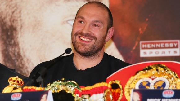 Фюри приключва с бокса след Кличко