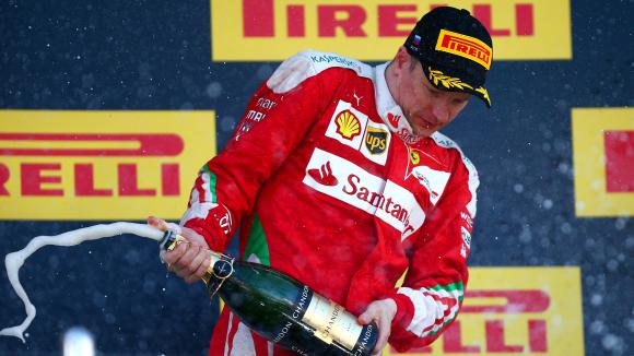 Райконен призна, че Ферари не са достатъчно бързи