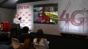Мтел демонстрира за първи път в България 4,5G мрежа