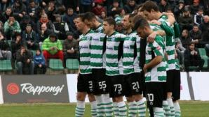 Черно море потегли с 19 футболисти за мача с Левски