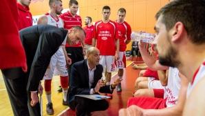 Лукойл Академик ще играе домакинските си срещи от плейофите в Правец