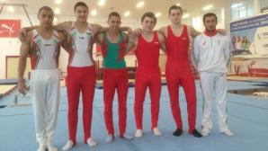 Националите по спортна гимнастика с контролно, травма спира Исус Маринов за СК