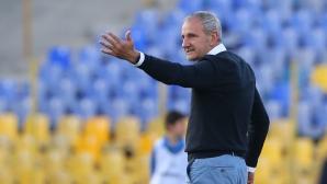 Спасов: Още нямам договор с Черно море - видно е, че трябва да се освободят футболисти