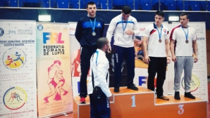 Кирил Милов е най-резултатен, а Нестър Нестъров - най-техничен при юношите в класическия стил