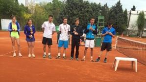 Ясни са шампионите на държавния турнир до 18 г. във Варна
