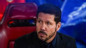 Потвърдено: Чоло няма да води Атлетико в последните 3 мача в Ла Лига