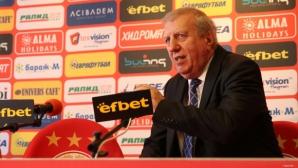 Томов зададе 4 въпроса и излезе със съвет към Ганчев