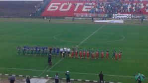 """Ботев (Враца) и Етър излизат в мача на сезона в Северозападна """"В"""" група"""
