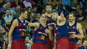 Везенков игра близо пет минути при 26-ата победа на Барса