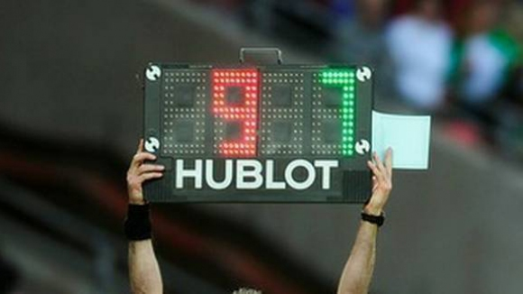 УЕФА одобри правилото за четвърта смяна на юношеските първенства