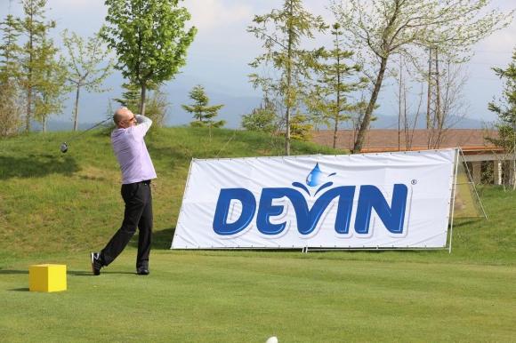 DEVIN подкрепи българския голф за шеста поредна година