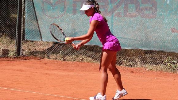 Виктория Томова се пуска на по-висока категория турнири